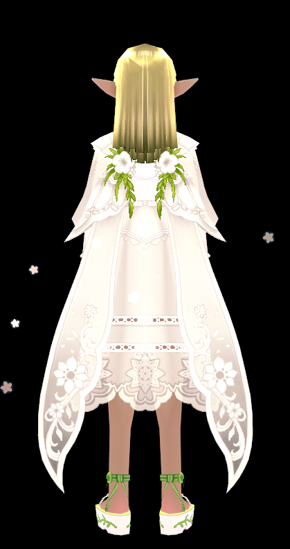 Mabinogi Special Secret Garden Wings (Enchantable)