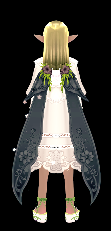 Mabinogi Abyss Secret Garden Wings (Enchantable)