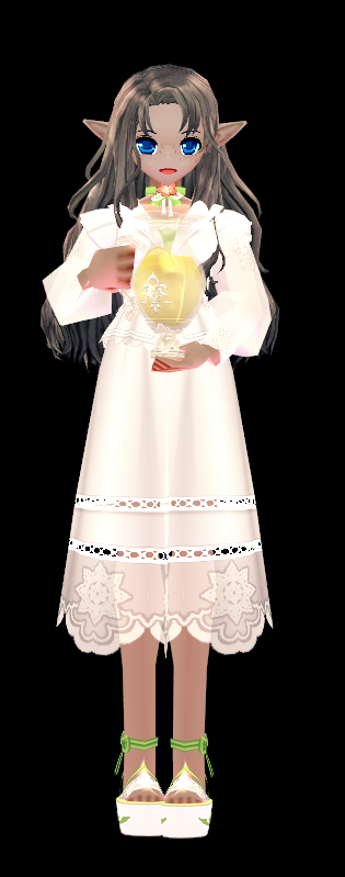 Mabinogi Secret Garden Bottle