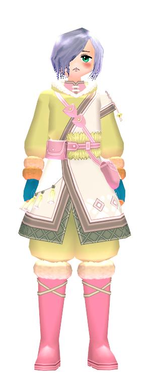 Mabinogi Katell Outfit (M)