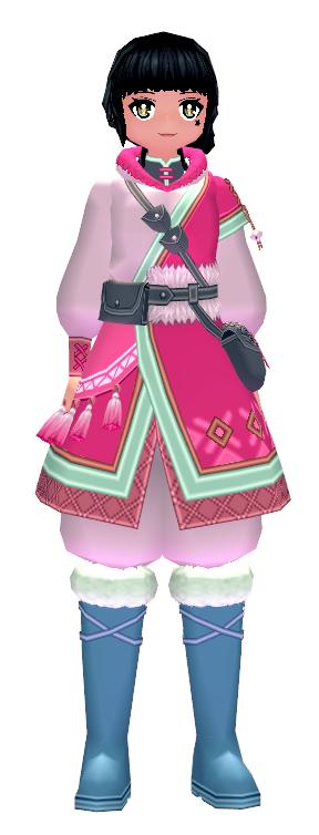 Mabinogi Katell Outfit (F)