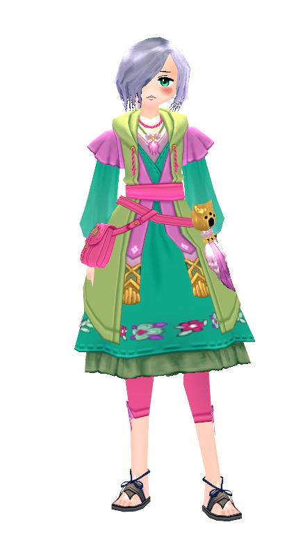 Mabinogi Pinkie Outfit (M)