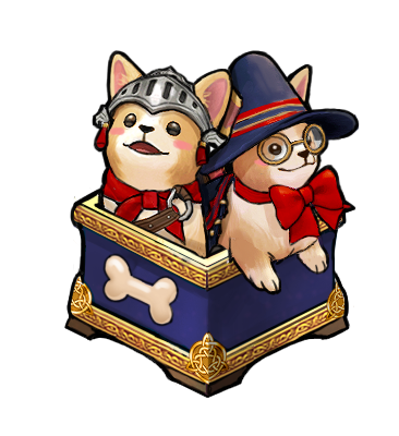 Mabinogi Summer Lovely Pet Box Icon