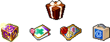 MapleStory July 22 Cash Shop Update Custom Title Package Icons