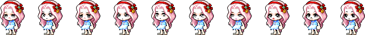 MapleStory July 22 Female Choice Face