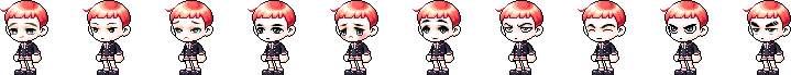 MapleStory July 22 Male Choice Face