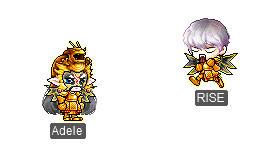 MapleStory MMORPG Rise Surge of Power Combo God Event