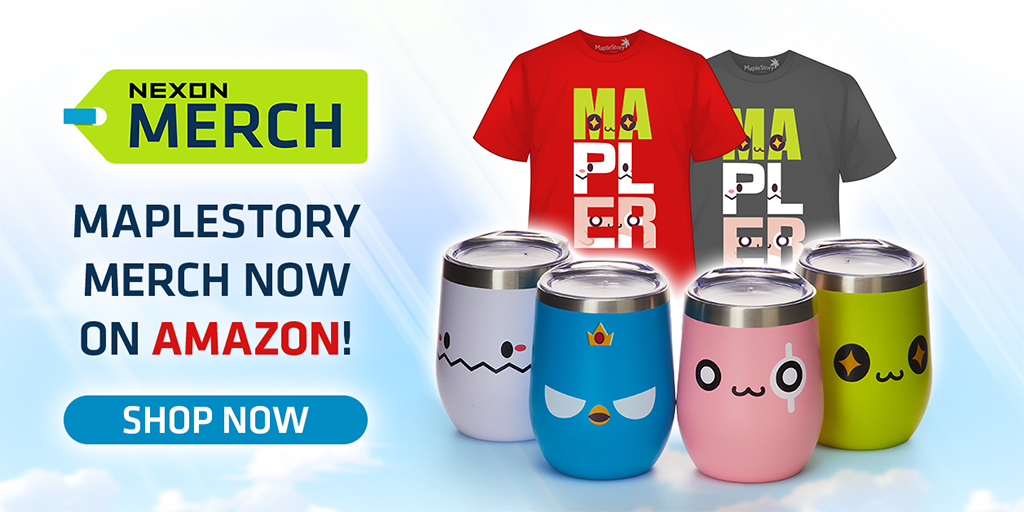 MapleStory Merch Store
