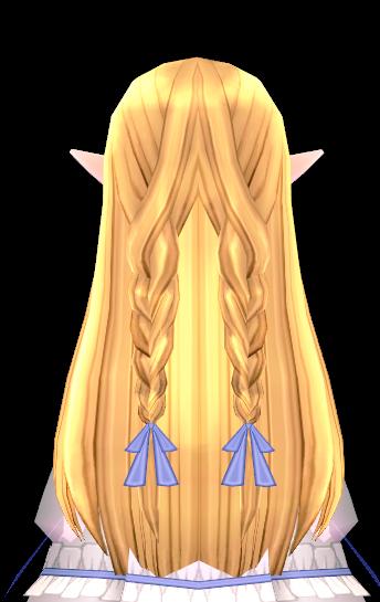 Mabinogi Marine Style Wig (F)