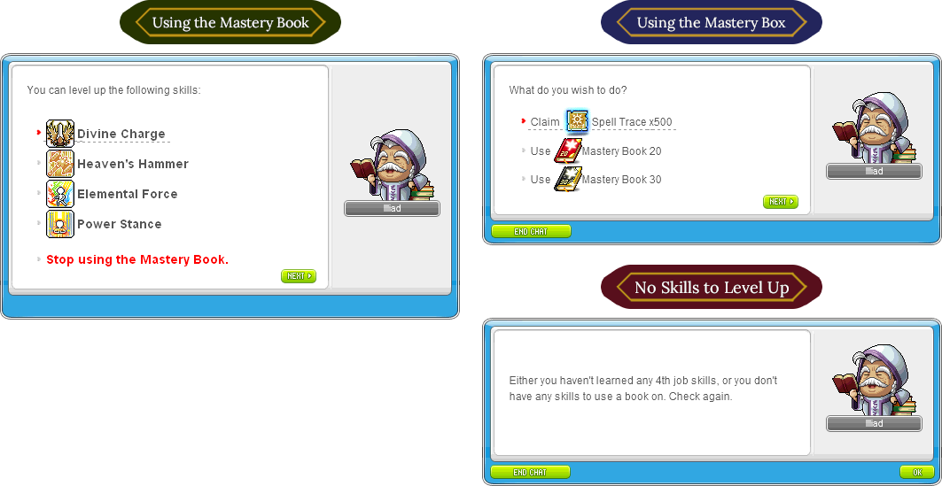 Mastery Book and Box