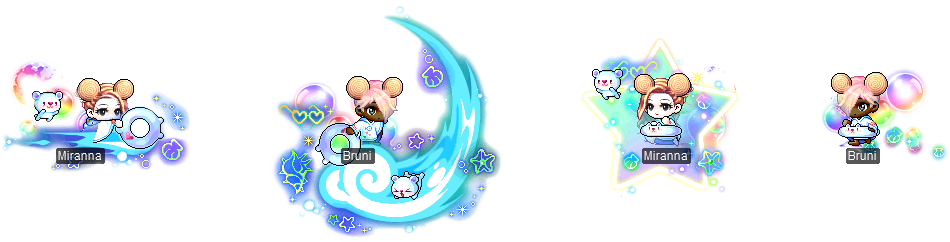 MapleStory August 5 Cash Shop Update Legend of the Blue Sea Permanent Outfit Packages
