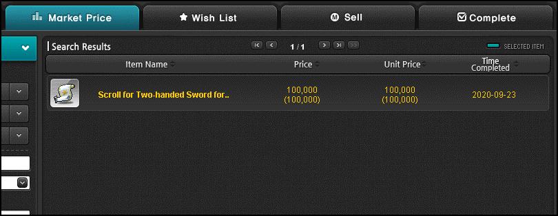 MapleStory Market Prices