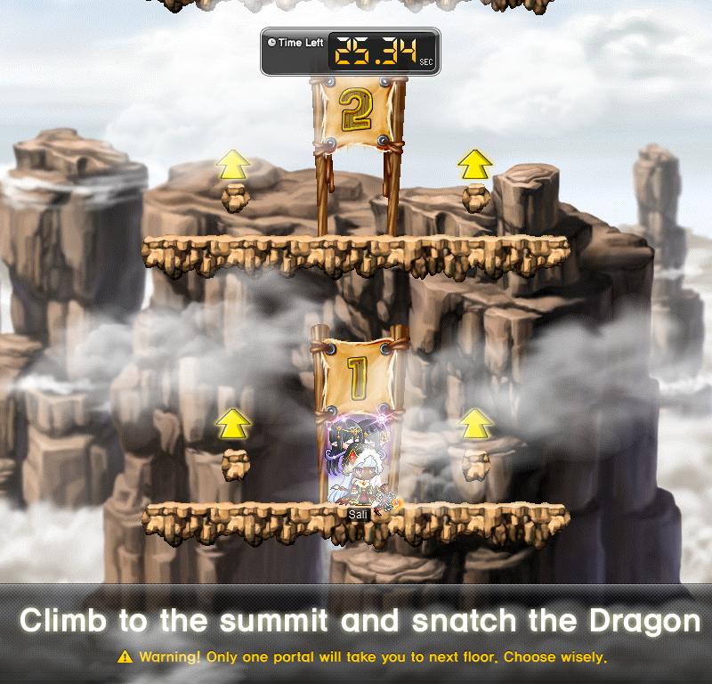 MapleStory Dragon Egg Stealing