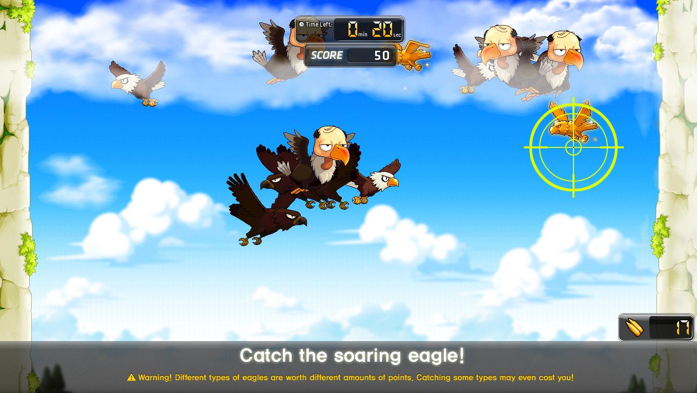 MapleStory Eagle Hunt