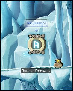 MapleStory Rune in the World