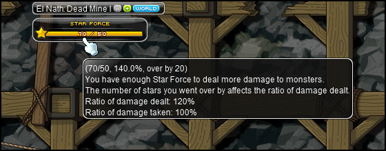 MapleStory Star Force Tooltip