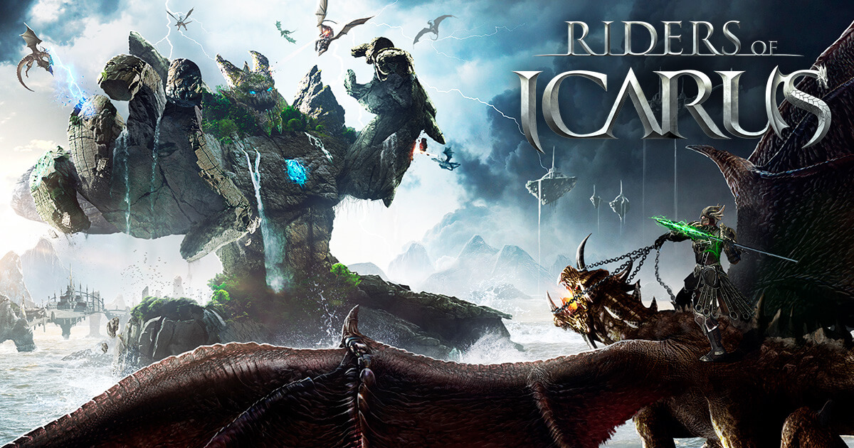 Riders of Icarus | Free-to-Play MMORPG