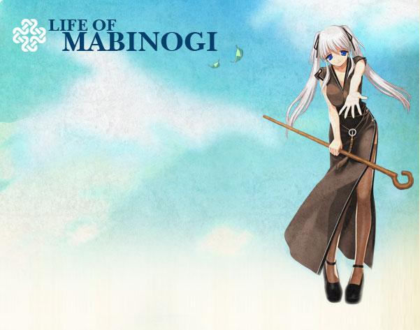 [MMORPG] Mabinogi Online Life_top2
