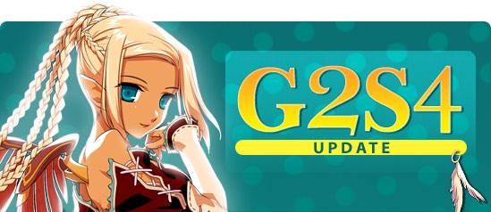 G2S4 Update