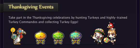 Thanksgiving Events
