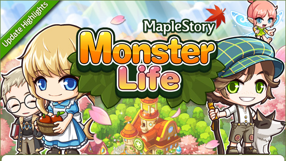 MapleStory Super 8th Anniversary Update Highlights