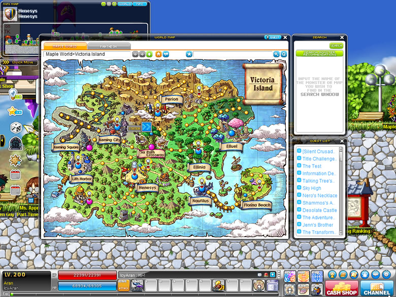 Maplestory Updates | Putting info on Maplestory Updates right in ...