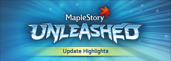 MapleStory Unleashed