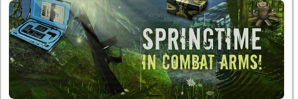 Springtime in Combat Arms