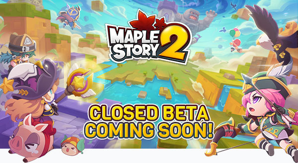 MapleStory Closed Beta
