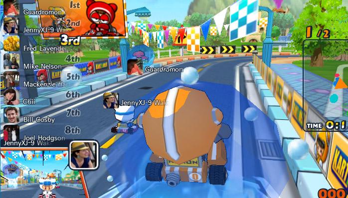 Kartrider Ha Vuelto De Carreras Gratuito Y Online En Pc Juegos