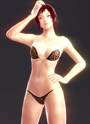 Vindictus Jungle Heat Inner