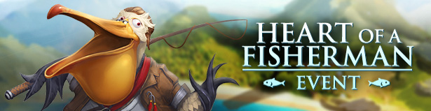 Heart of a Fisherman Event