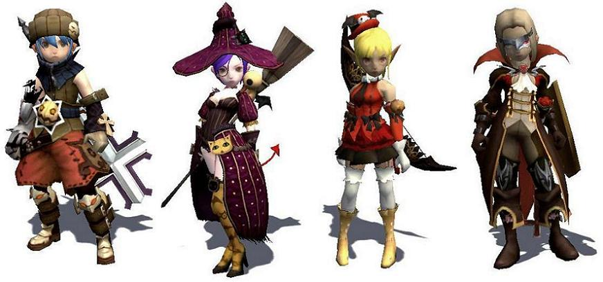 Halloween Dragon Sets http://dragonnest.nexon.net/news/news/00D9G/complete-update-notes-release-the-hellhound