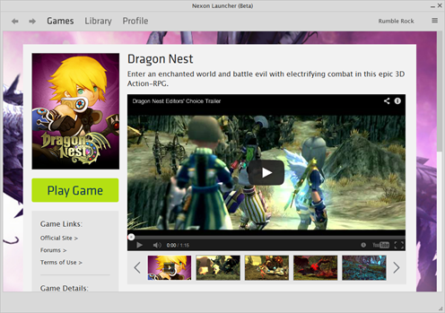 Dragon Nest is Now Available on the Nexon Launcher #1: 00HBq b6 abc1 4d49 b209 0efc166c9c0d PNG