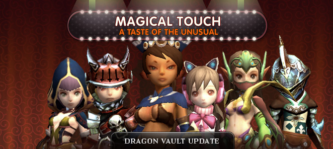 May 2013 Dragon Vault Update