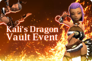 Kali's Dragon Vault Event