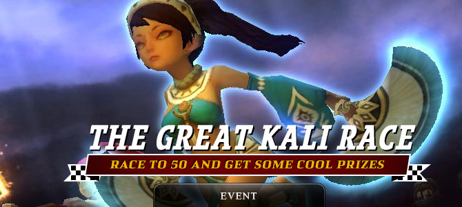 The Great Kali Race