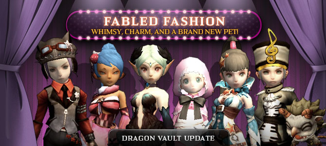 Nov. 2013 Dragon Vault Update