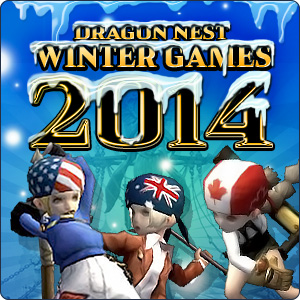 Dragon Nest Winter Games