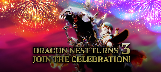 Anniversary Events
