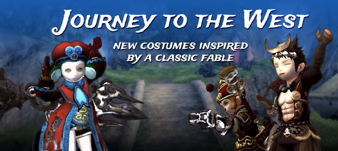Journey to the West Costumes