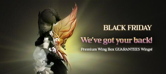 Premium Wing Box