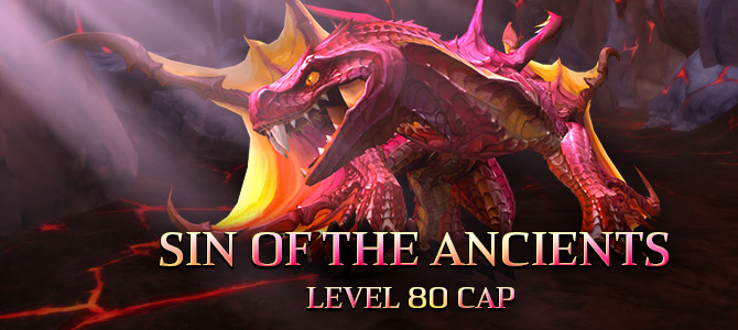 Level 80 Cap
