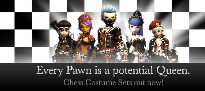 Chess Costumes