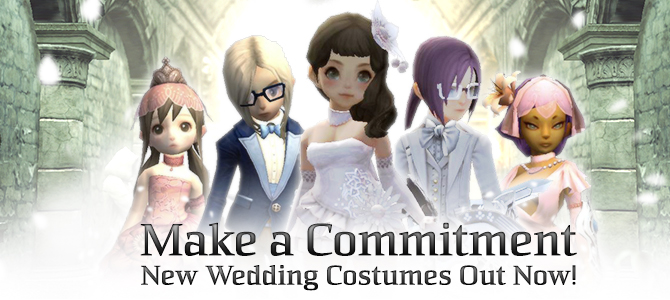 Wedding Costumes
