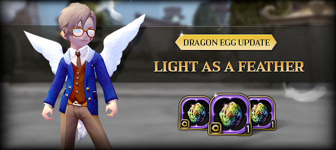 May Dragon Egg Update