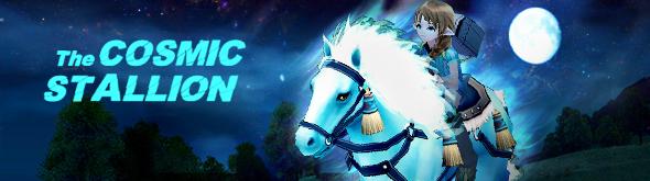 The Cosmic Stallion