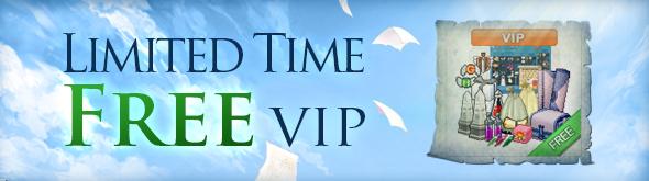Free VIP Promotion