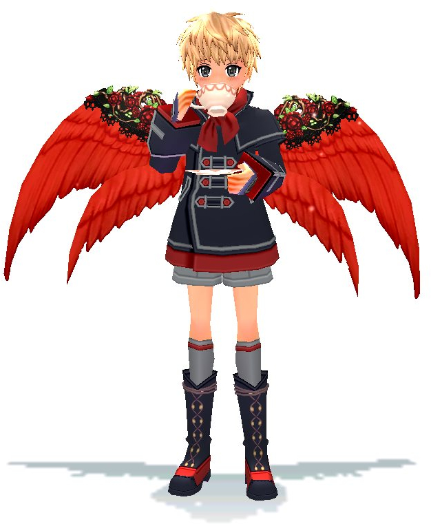 Eluned fashionista dress mabinogi music