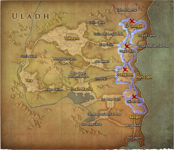 Mabinogi World Map.Flight Expansion Is Here Mabinogi